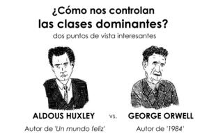 1 Huxley y orwell