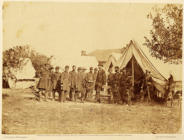 Lincoln and Generals