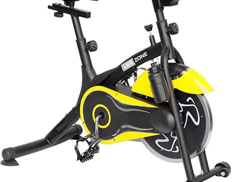 Resenha: Bike Spinning Life Zone