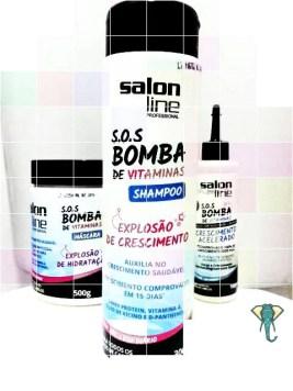 S.O.S Bomba de Vitaminas