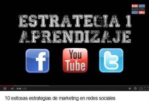 10 Exitosas Estrategias SMM