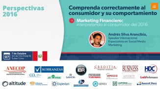 CMS Marketing Financiero Lima, Perú 2015. Andrés Silva Arancibia