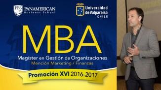 MBA. Magister en Administración de Empresas. Escuela de Graduados, Universidad de Valparaíso. Andrés Silva Arancibia 2016.