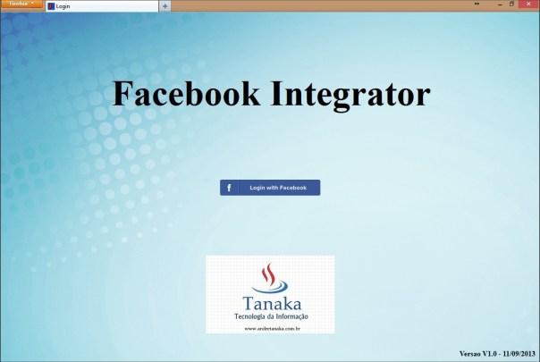 FacebookIntegrator_PrintScreen1