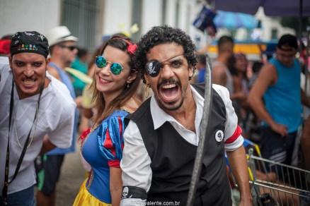 Cordão do Boitatá Carnaval fotografia Andre Valente