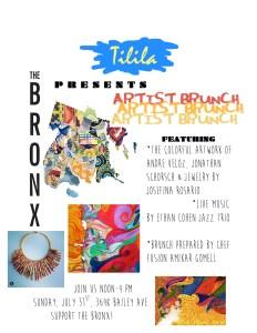 bronx-artist-brunch-flyer
