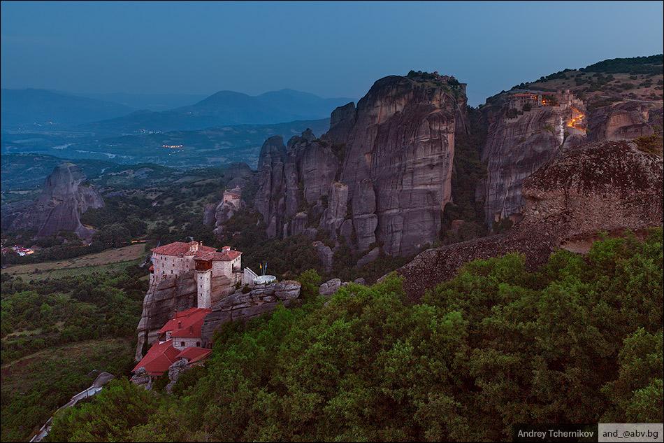Greece. Meteora.