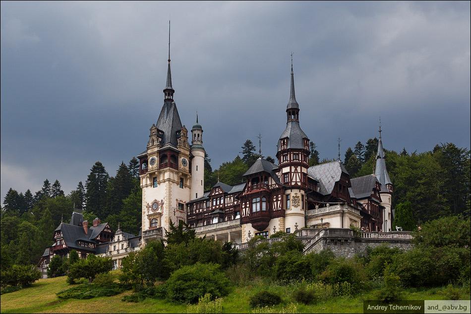 Romania. Castelul Peleş.