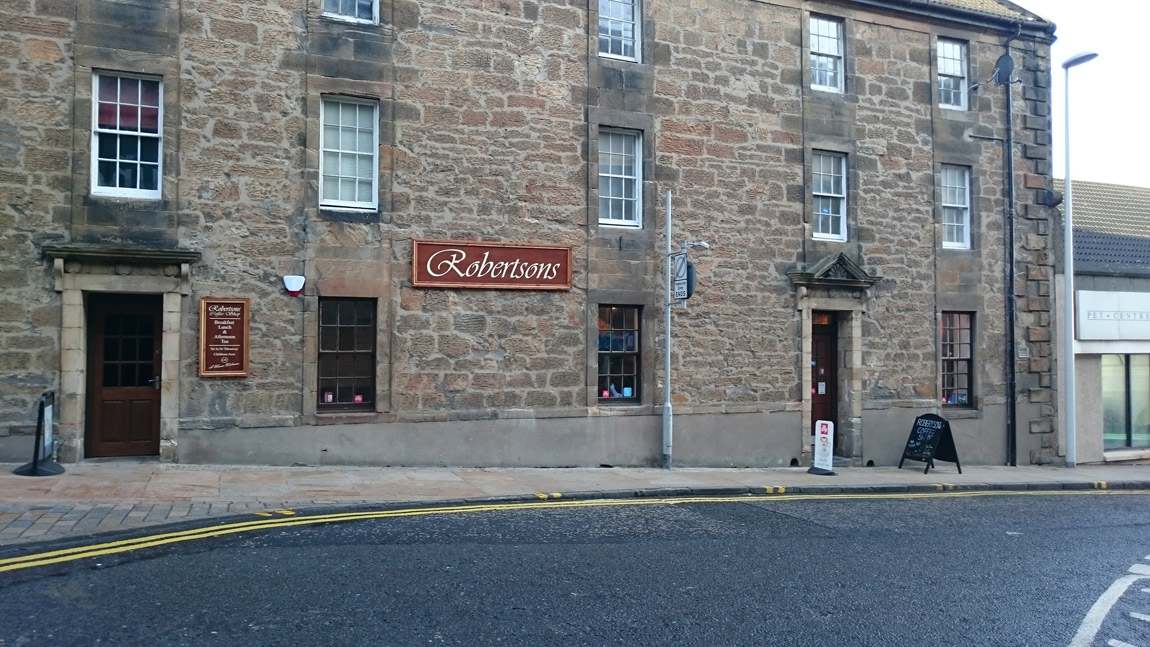 conversion of book shop to award winning cafe
