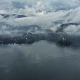 A vampire-licious Lake Bled