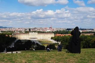 A nun and her Schonbrunn