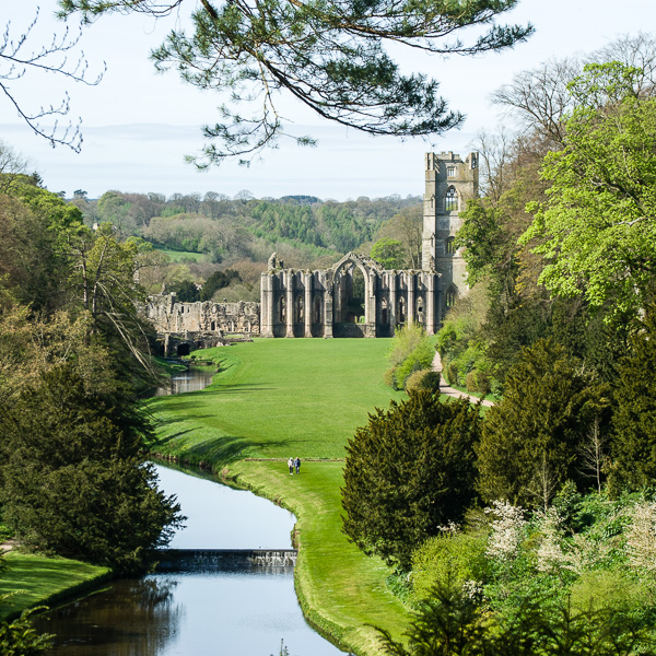 Fountains Abbey 2