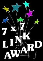 7x7 award logo