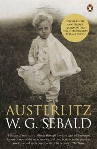 Austerlitz by WG Sebald