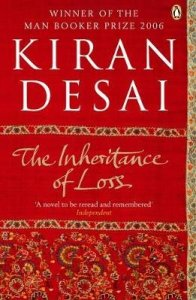 The Inheritance of Loss	Kiran Desai