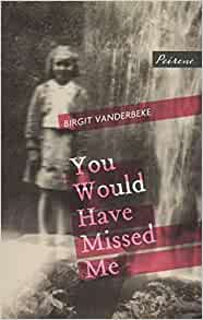 You Would Have Missed Me by Birgit Vanderbeke