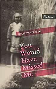 You Would Have Missed Me by Birgit Vanderbeke