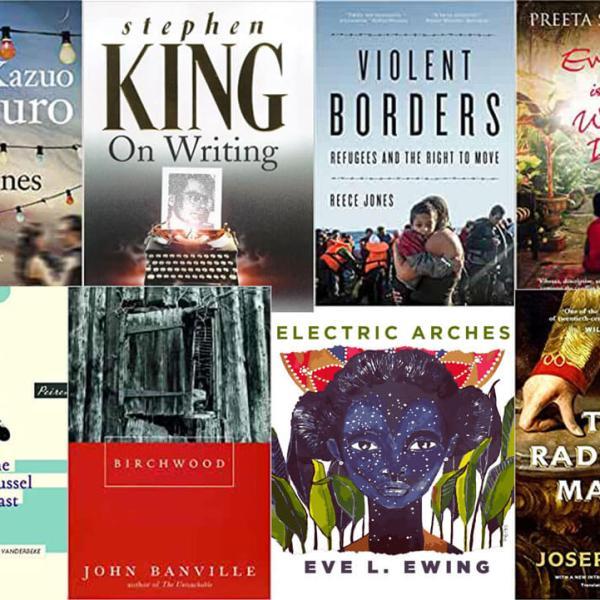 November month in books