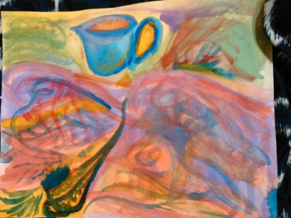 """Cappuccino Desert"""