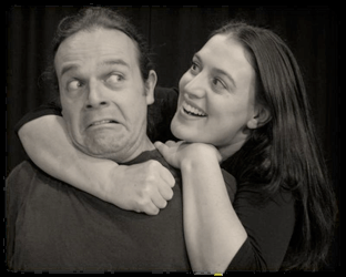 LOVERS_Dave Farey and his partner Catherine Lambert star in the show.