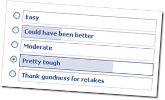 OPINION POLL_The Facebook opinion poll I asked my classmates, correct at time of publishing this post.