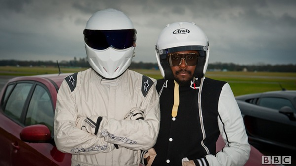 WILL HE IS: Will.i.am is the first Star In A Reasonably Priced Car.