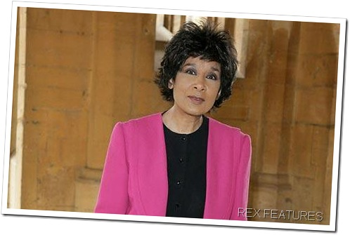 TAX DOESN'T HAVE TO BE TAXING: Moira Stuart, the face of the tax ads, is cleverly avoiding the full impact of the 50p tax rate.