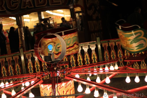 WHAT FUN: One of the rides by night. (IMG_2785)