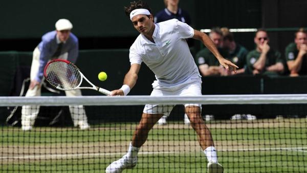 WINNER: Roger Federer won the Wimbledon 2012 Men's Final. (_61440173_015277822-1)
