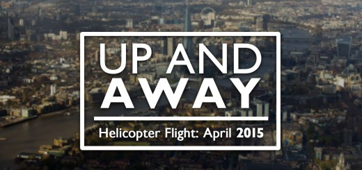 Video thumbnail for 'Up and Away' , April 2015.