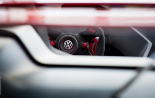 VW Concept Car : Photography by Andrew Butler Of Exeter Devon