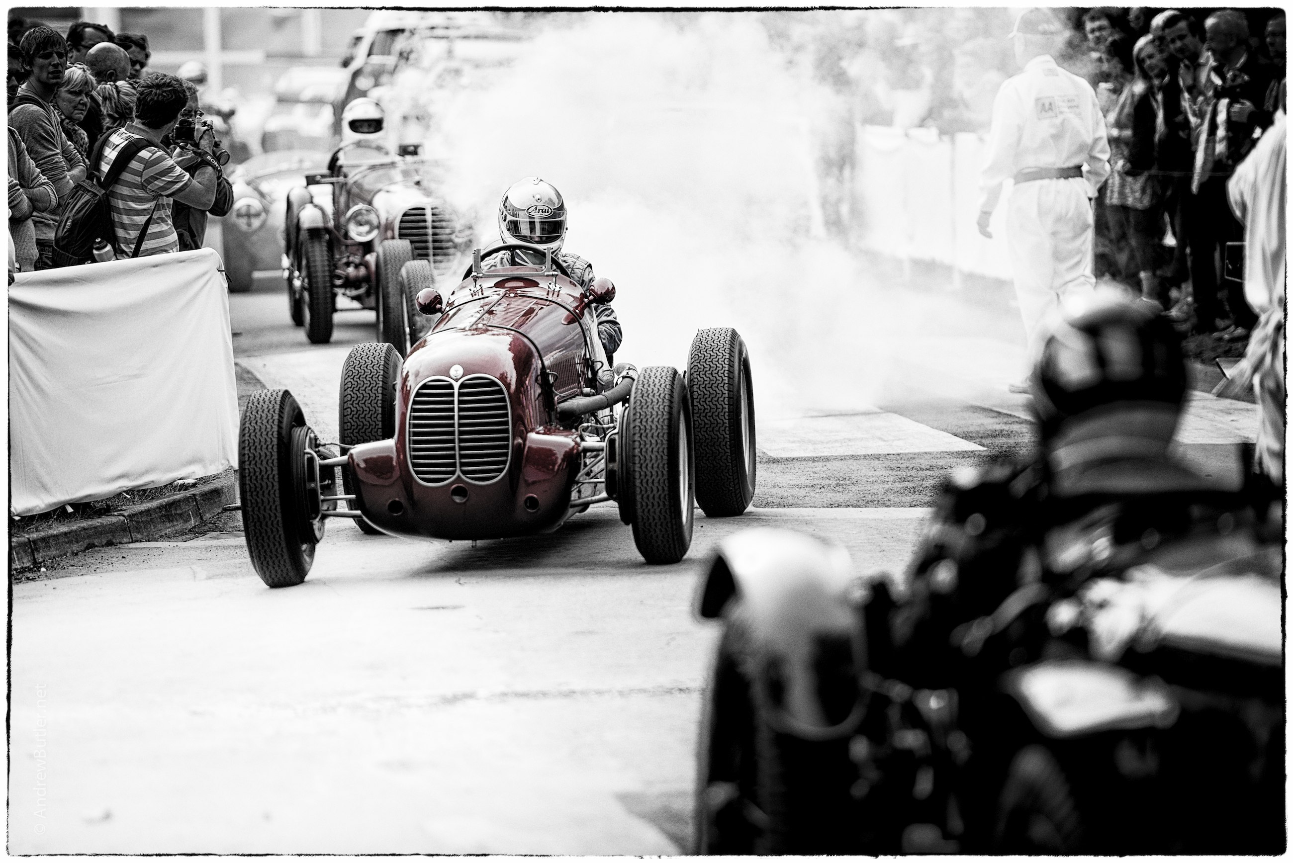 Maserati Car Photography Goodwood by Andrew Butler Exeter Photographer Devon