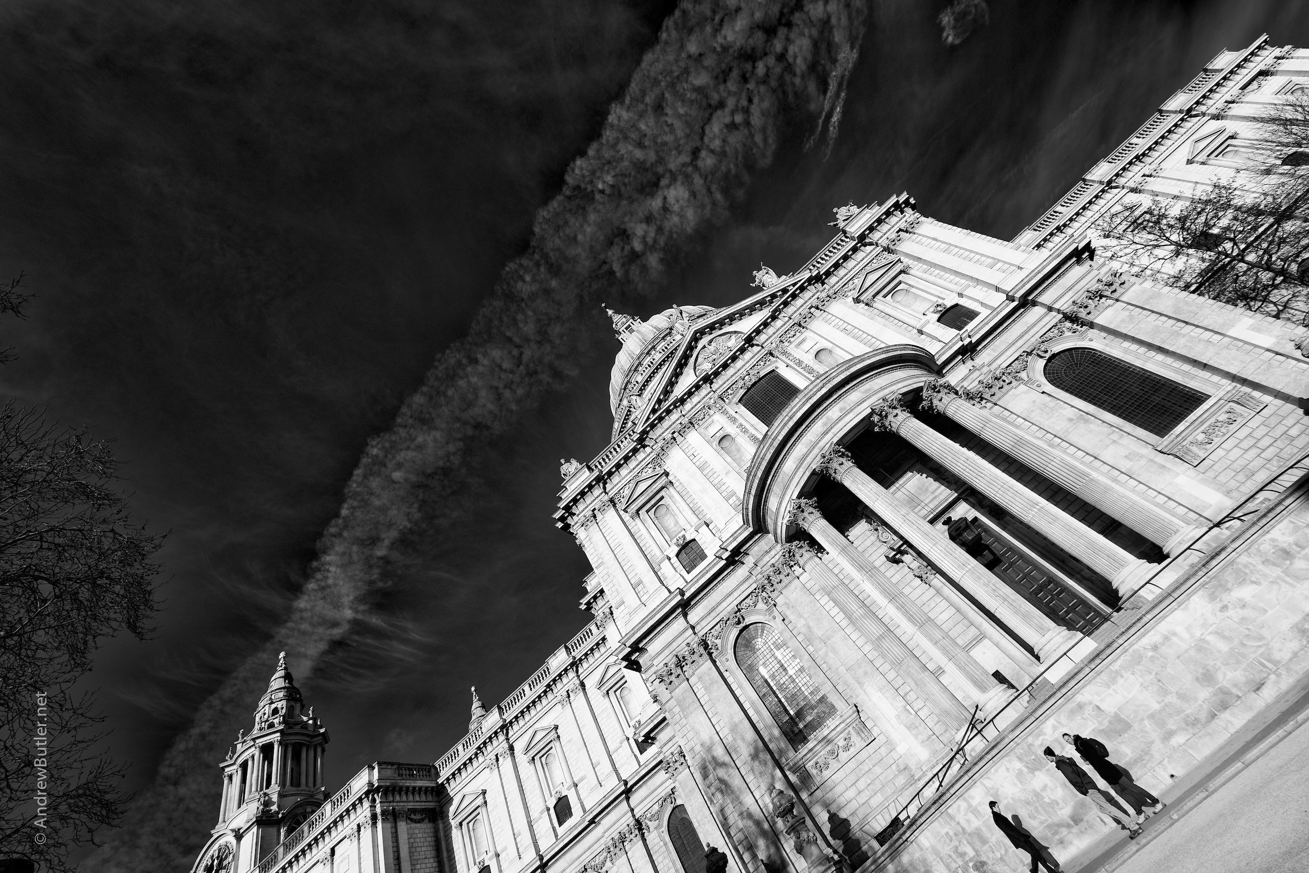 Architectural Photography, St Pauls London by Andrew Butler - Exeter, Devon