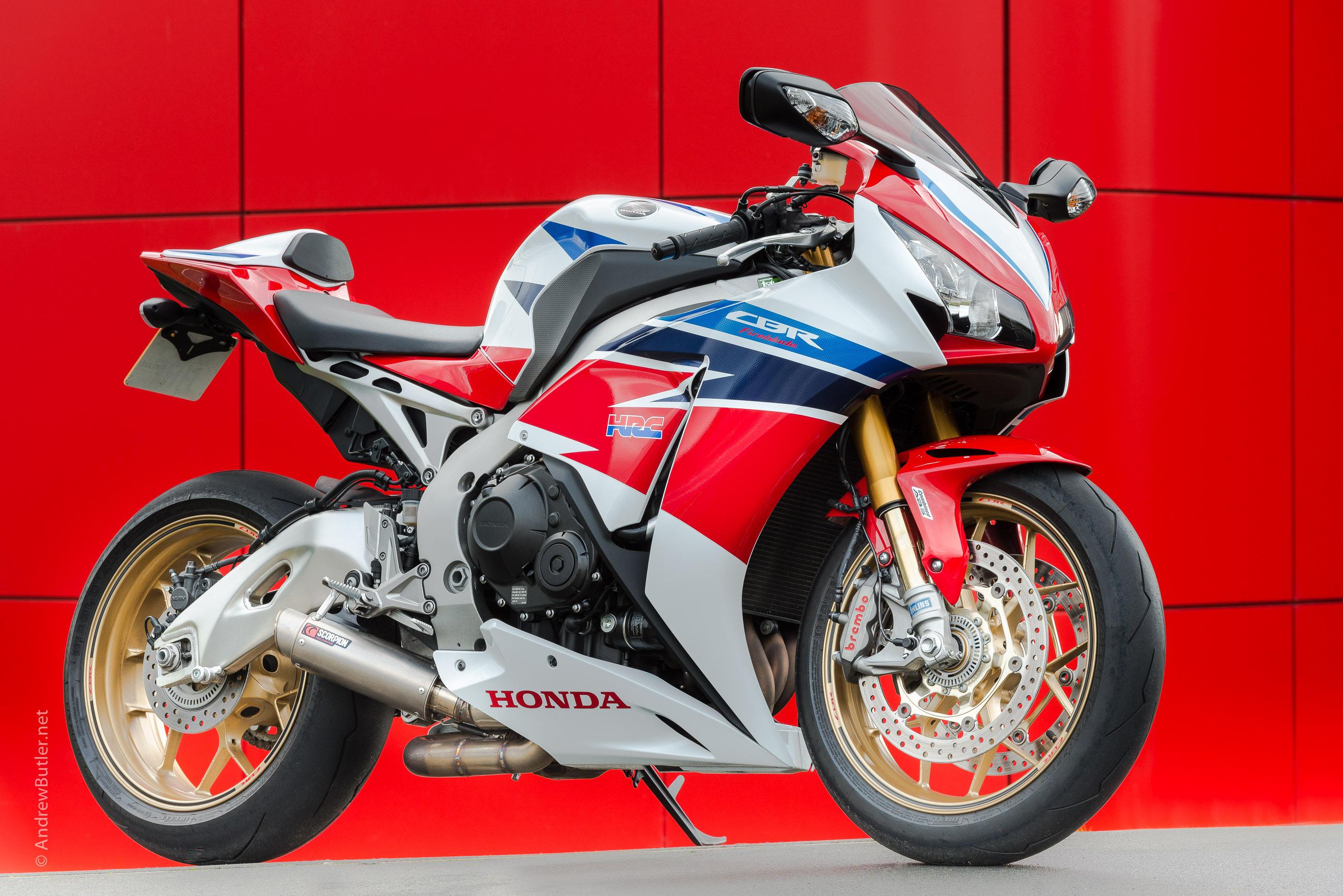 Motorbike Photographer Honda CBR1000 RR SP photographed by motorbike photographer Andrew Butler