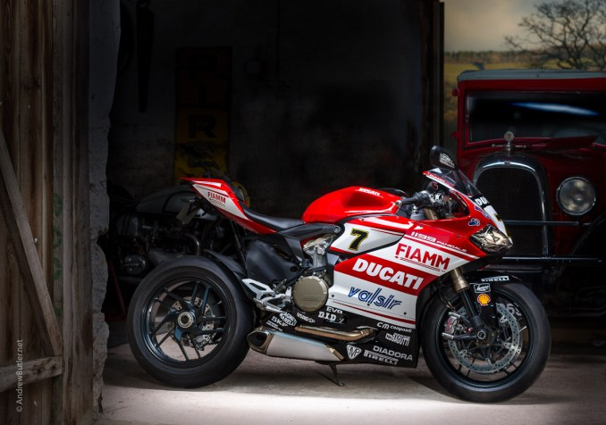 Andrew Butler Motorcycle Photographer Ducati Panigale