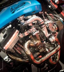 Avinton S&S plumbing test by Andrew Butler by motorbike photographer Andrew Butler