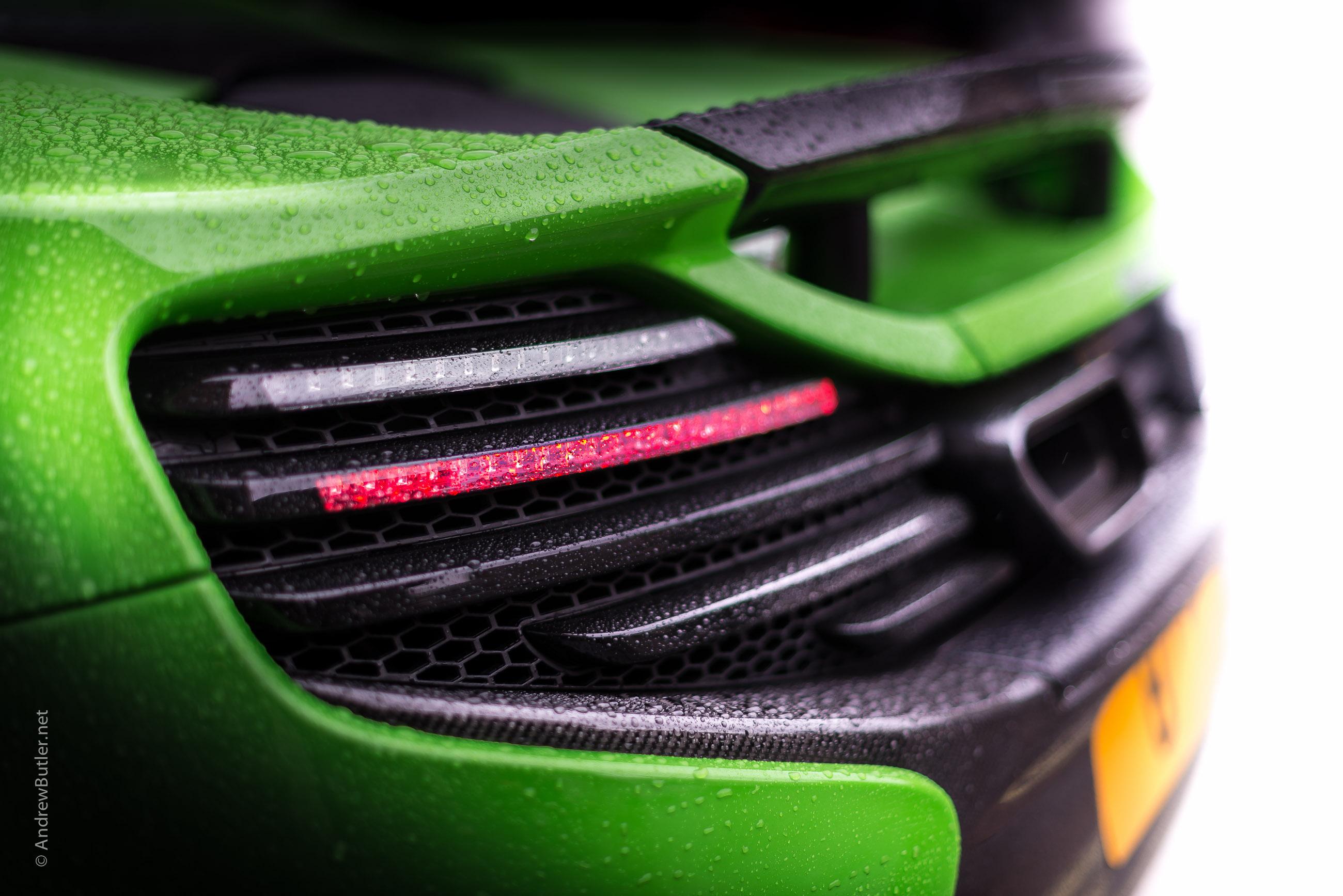 McLaren 650s Photograph by Andrew Butler