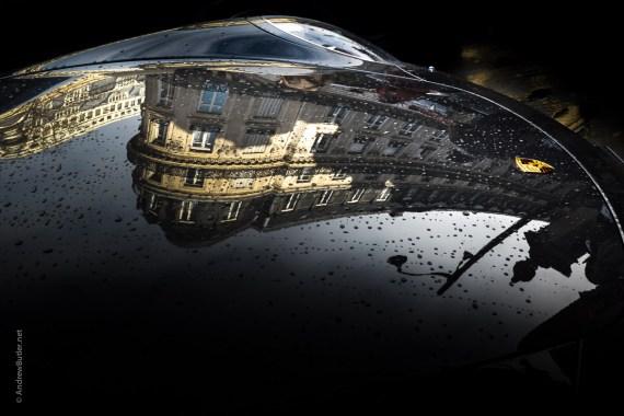 Porsche in Paris photographed by Andrew Butler