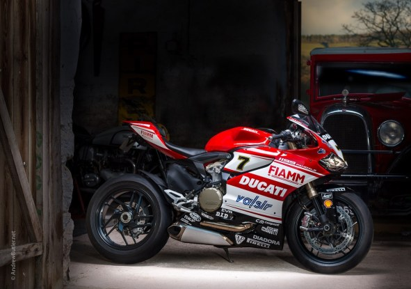 Ducati Panigale Chaz Davies Motorcycle Photographer