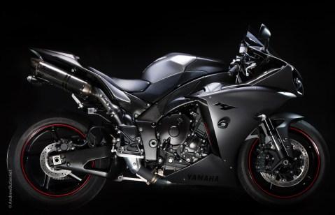 Yamaha R1 Crossplane Motorbike Photographer Andrew Butler