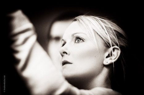 Female B&W Portrait Photography - Corporate, by Andrew Butler of Exeter, Devon Somerset, Bristol
