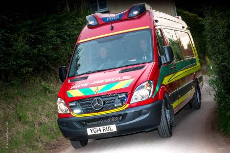 Specialist Vehicle photography by commercial photographer Andrew Butler South West