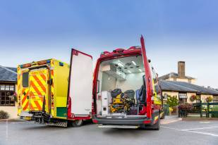 Specialist Vehicle photography by commercial photographer Andrew Butler of Exeter, Devon