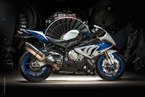 Andrew Butler motorcycle photographer BMW HP4