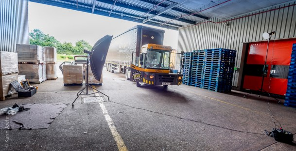 Andrew Butler truck photographer south west