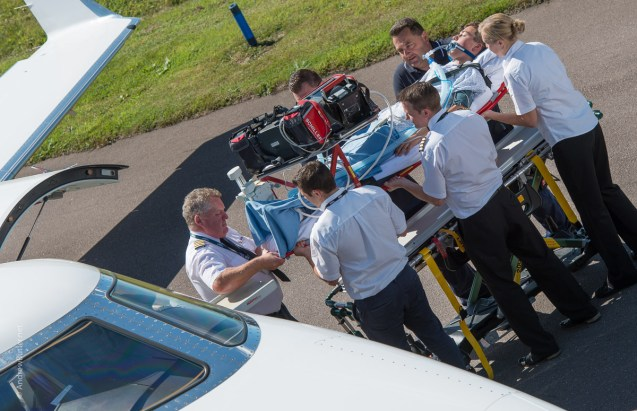 Exeter Air Ambulance Photographer