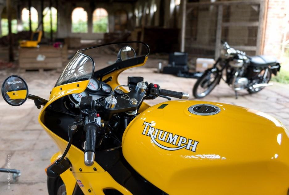 British Motorcycle Photographer