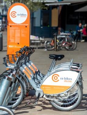 Exeter Co Bikes