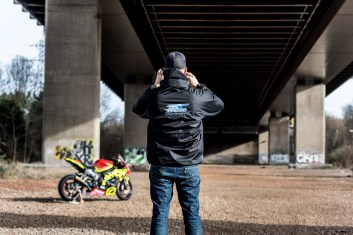 Motorcycle Photographer