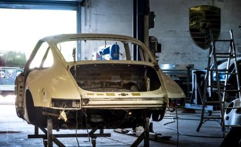Porsche Restoration